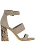 Jane suede sandals Kendall+Kylie