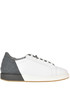 Leather sneakers Brunello Cucinelli