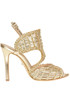 Woven leather sandals Schutz