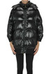 Quilted eco-friendly down jacket Semicouture