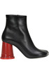 Glass heel ankle boots MM6 by Maison Martin Margiela