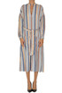 Striped cotton dress Ulla Johnson