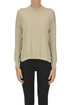 Pullover lupetto in maglia extrafine Max Mara Weekend