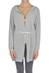 Hooded cardigan Fabiana Filippi