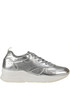 Karlie metallic effect leather sneakers Liu Jo