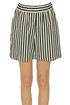 Striped shorts NewYork Industrie