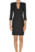 Jewel application sheath dress Pinko