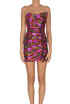 Sequined mini dress Giuseppe Di Morabito