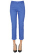 Jack chino cotton slim trousers Closed