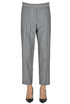 Pinstriped cloth trousers Brunello Cucinelli