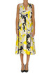 Printed cotton dress Dries Van Noten