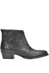Leather texan boots Buttero