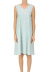 Flared cotton dress Monika Varga