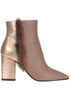 Leather ankle boots Pollini