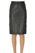 Leather pencil skirt RED Valentino
