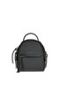 Petit grainyleather mini backpack Orciani