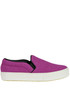 Skate felt slip-on sneakers Céline