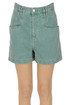 Denim shorts Isabel Marant