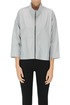 Cropped waterproof jacket Joseph Ribkoff