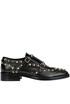 Studded leather shoes Twinset Milano