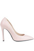Leather pumps Ermanno Scervino