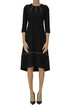 Flared jersey dress NewYork Industrie