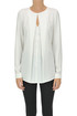 Texured crepé blouse Dondup