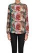 Printed silk shirt Stella McCartney