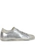 Superstar metalllic effect leather sneakers Golden Goose Deluxe Brand