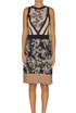 Printed knit dress Nenette