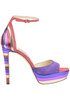 Max 120 multicoloured sandals Jimmy Choo