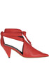 Soft V Neck leather pumps Céline