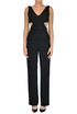 Side cut-out jumpsuit Dondup