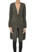 Ribbed knit mohair-blend cardigan 'S  Max Mara