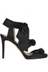 'Kris' satin sandals Jimmy Choo