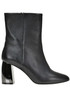 Leather ankle-boots Marc Ellis