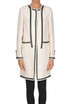 Textured fabric coat Ermanno Scervino