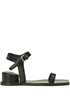 Leather sandals MM6 by Maison Margiela