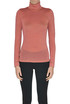 Lurex turtleneck t-shirt Patrizia Pepe