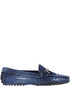 Denim loafers Tod's
