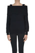 Wool blend pullover Cedric Charlier
