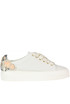Embellished leather sneakers AGL Attilio Giusti Leombruni