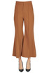 Flared cropped trouses Chloé