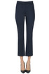 Amelia cotton trousers 'S  Max Mara