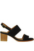 Suede sandals Anthology Paris