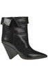 Luliana leather boots Isabel Marant