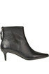 Leather ankle boots Kendall+Kylie