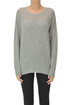 Merinos wool and cashmere pullover Michael Michael Kors