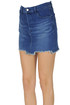 Denim mini skirt J Brand