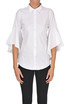 Cotton-blend shirt Sara Roka